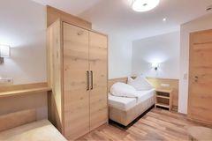 Einzelzimmer Apartment Edelweiss