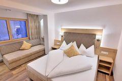 Doppelzimmer Apartment Edelweiss